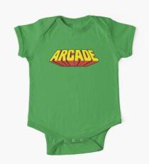 Arcade Yellow Kids Clothes