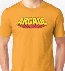 Arcade Yellow T-Shirt