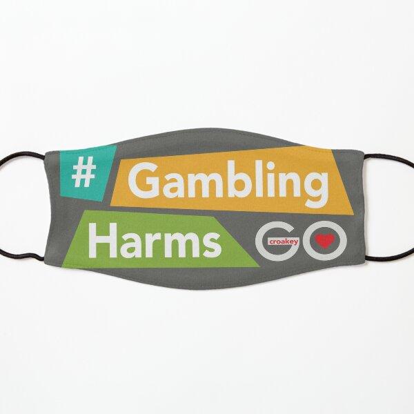 #GamblingHarms Kids Mask
