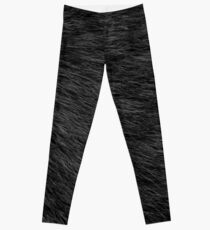 BLACK CAT FUR Leggings
