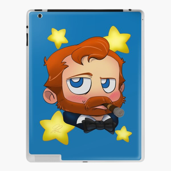 General Grant Chibi iPad Skin