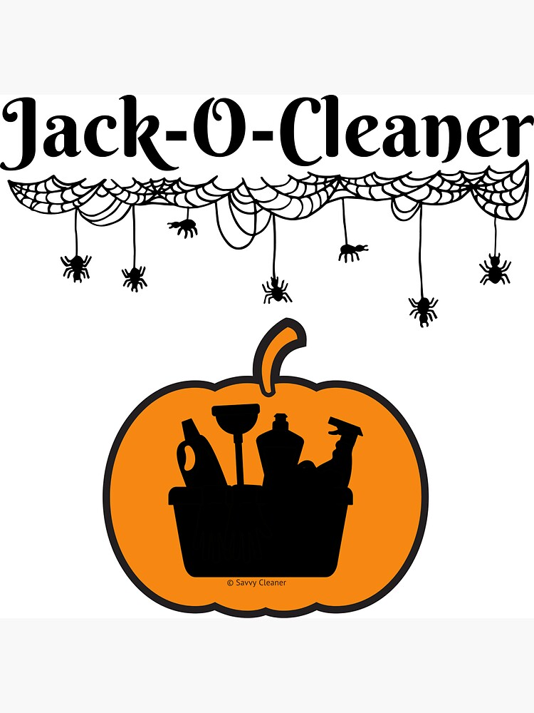 Jack-O-Cleaner by SavvyCleaner