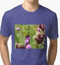 Working Bee Tri-blend T-Shirt