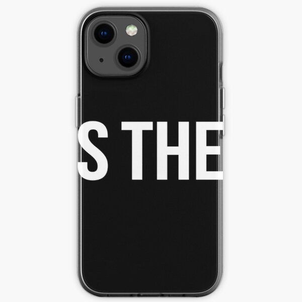 Here's the deal iPhone Soft Case
