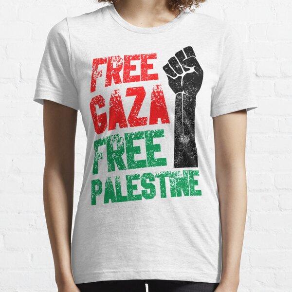 Free Gaza Free Paletina Essential T-Shirt