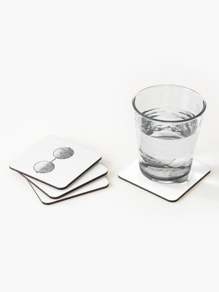 Alternate view of the view Coasters (Set of 4)