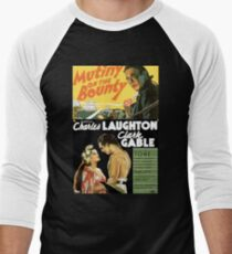 Movie Poster Merchandise Men's Baseball ¾ T-Shirt