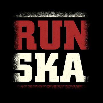 Run Ska by adlirman
