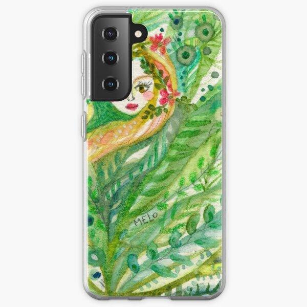 Hidden Mermaid Samsung Galaxy Soft Case