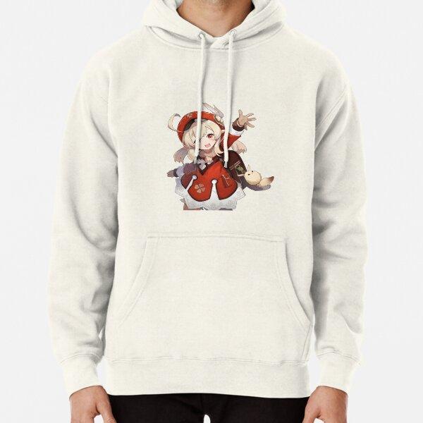 Klee - Genshin Impact Peeker Pullover Hoodie