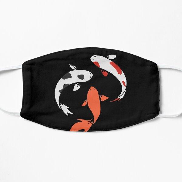 Japanese Koi Fish Flat Mask