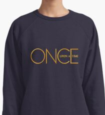 Once Upon A Time - logo Lightweight Sweatshirt