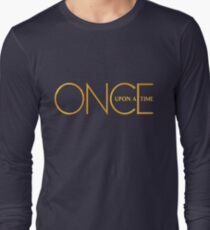 Once Upon A Time - logo T-Shirt