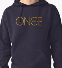 Once Upon A Time - logo Pullover Hoodie