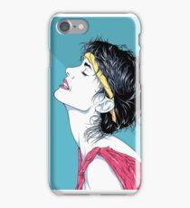 Dancer girl iPhone Case/Skin