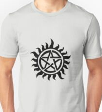Supernatural Demon Possession Protection [BLACK] Unisex T-Shirt