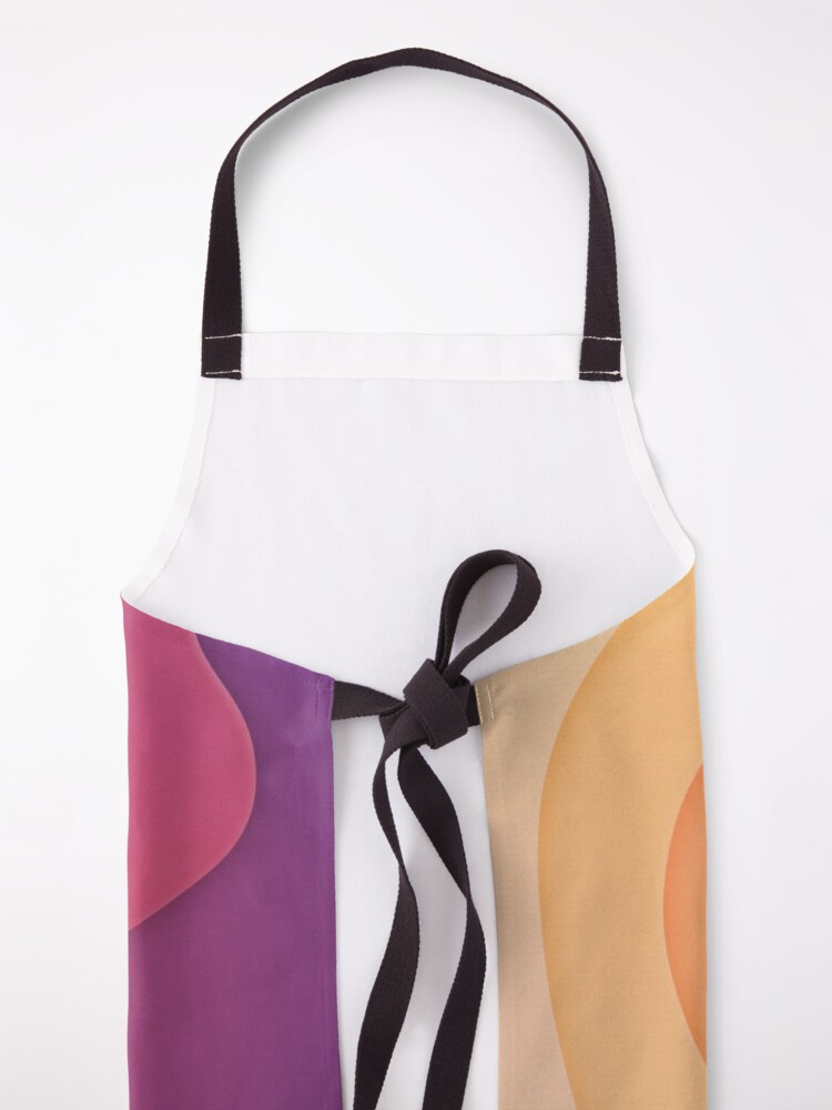 Alternate view of Summer waves Apron