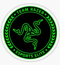 Razer Logo | Team Razer Esports Elite Sticker