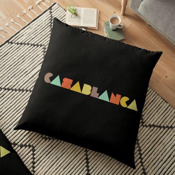 Casablanca Vintage Floor Pillow