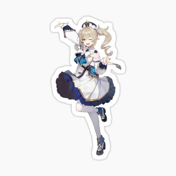 Barbara - Genshin Impact  Sticker