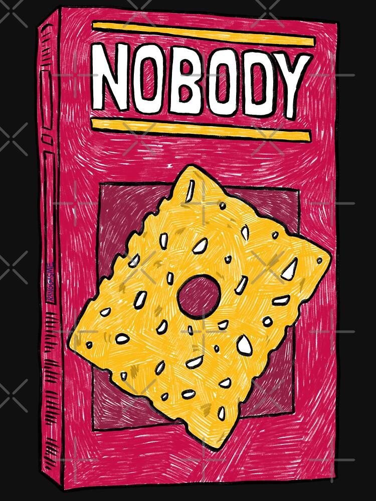 NOBODY by Ranggasme