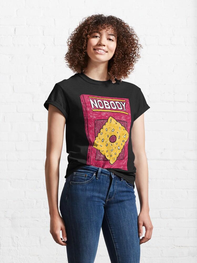 Alternate view of NOBODY Classic T-Shirt