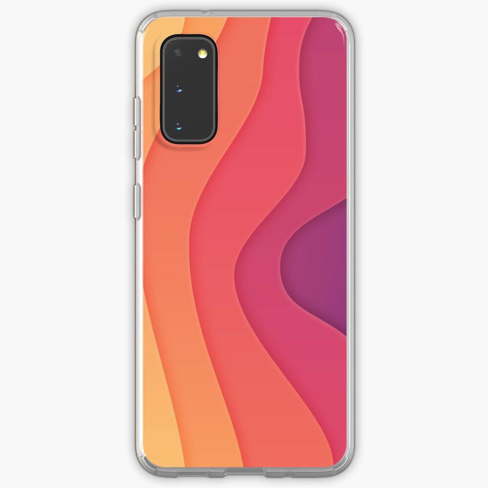 Summer waves Case & Skin for Samsung Galaxy