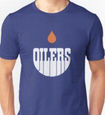 Edmonton Oilers Logo Unisex T-Shirt