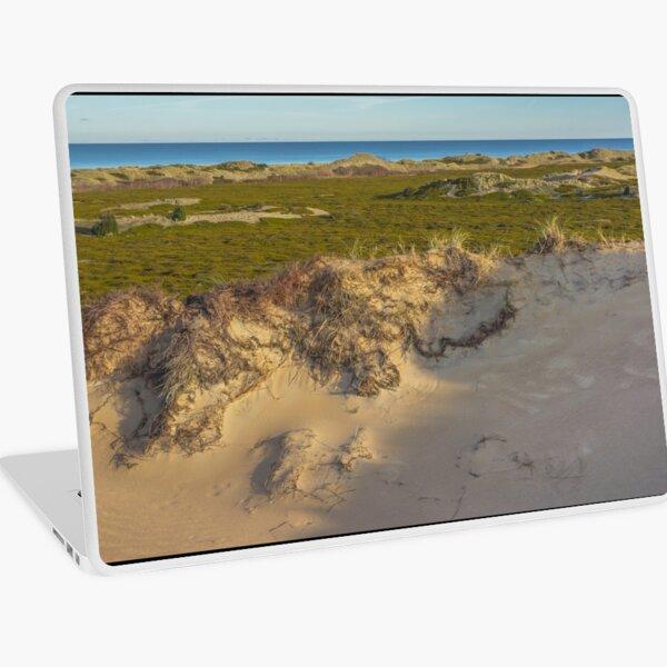 Dune. Island landscape Laptop Skin