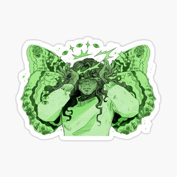 The watchers crown  Sticker