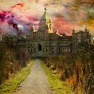 Abandoned City by ReadyMades