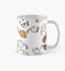 neko atsume cat party!! Mug