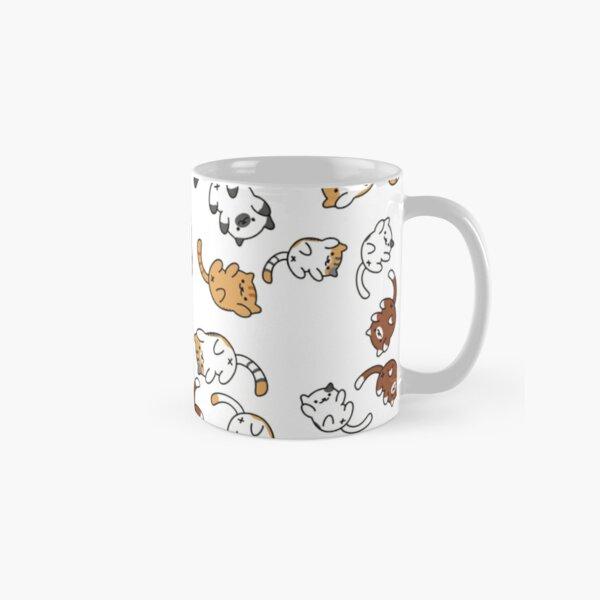 neko atsume cat party!! Classic Mug