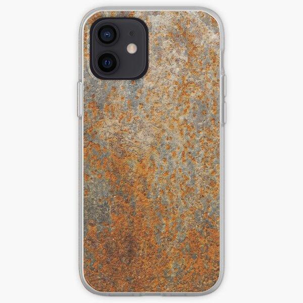 Rust Rusty Texture iPhone Soft Case
