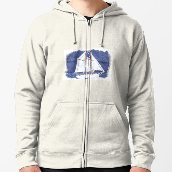 Ericson Sailboat Sweatshirt