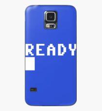 Commodore 64 - C64 - Ready. Case/Skin for Samsung Galaxy