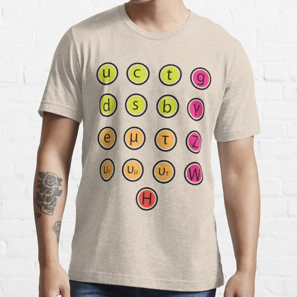 Standard Model of Physics Essential T-Shirt
