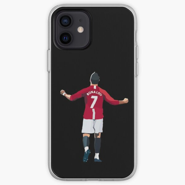 Cristiano Ronaldo Manchester United Legend Coque souple iPhone