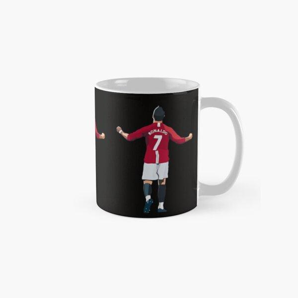 Cristiano Ronaldo Manchester United Legend Classic Mug