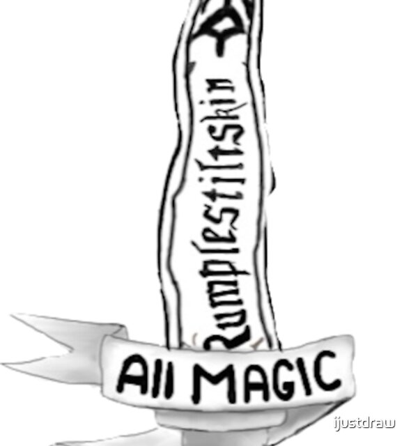 All Magic Comes With A Price by ijustdraw