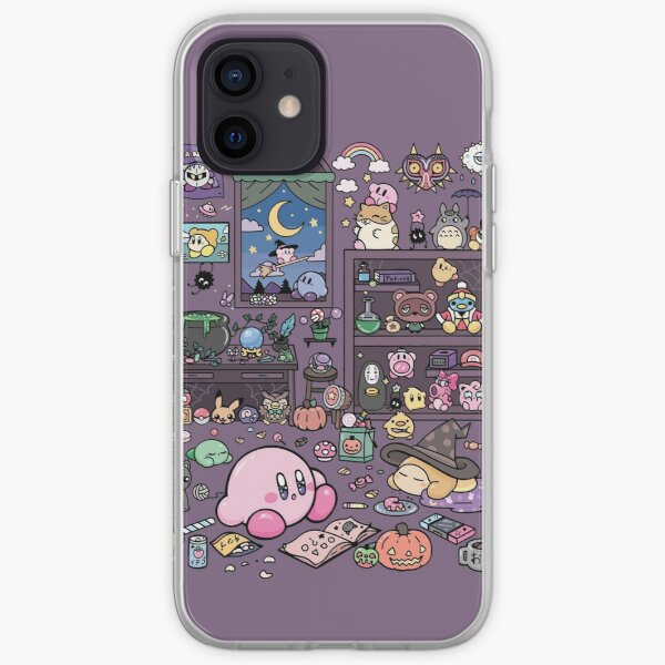 Kirby and the Magical Wardrobe iPhone Soft Case
