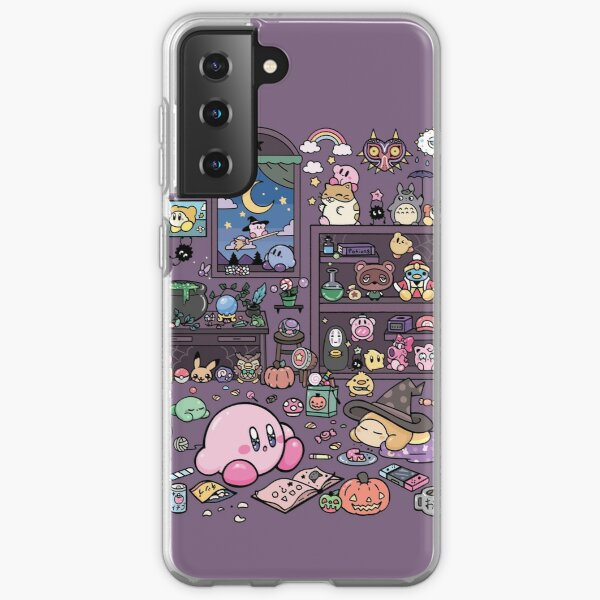 Kirby and the Magical Wardrobe Samsung Galaxy Soft Case