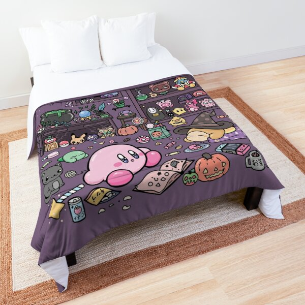 Kirby and the Magical Wardrobe Comforter
