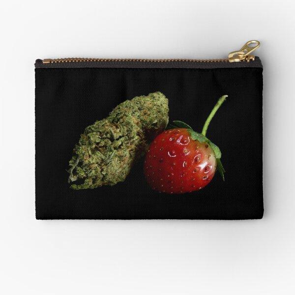 Strawberry Cough (Zipper Pouch) Zipper Pouch