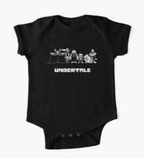 Undertale Family Kids Clothes