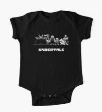 Undertale Familie Baby Body Kurzarm