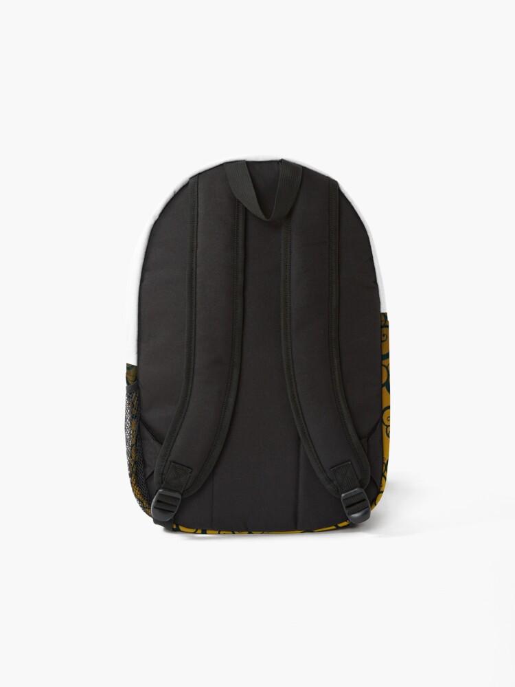 Alternate view of Swirl Damask Backpack