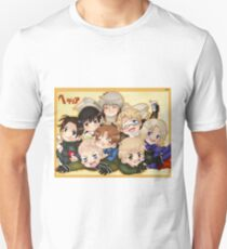 Hetalia Group T-Shirt
