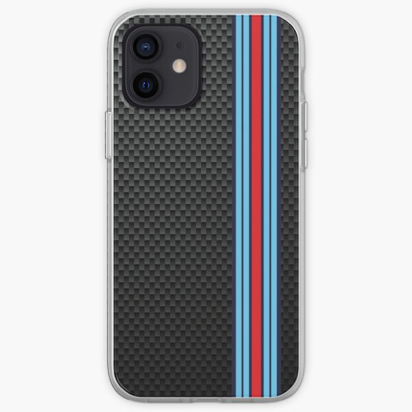 Bande Martini Coque souple iPhone