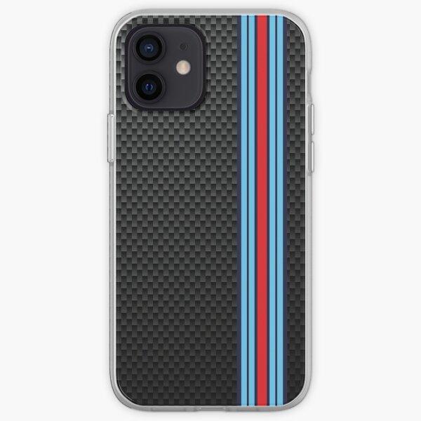 Martini strip iPhone Soft Case